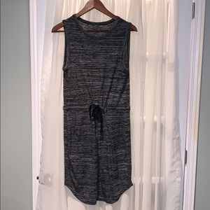 Joe Fresh drawstring comfy dress